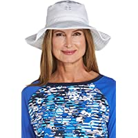 Coolibar Damen UV-Schutz Anglerhut