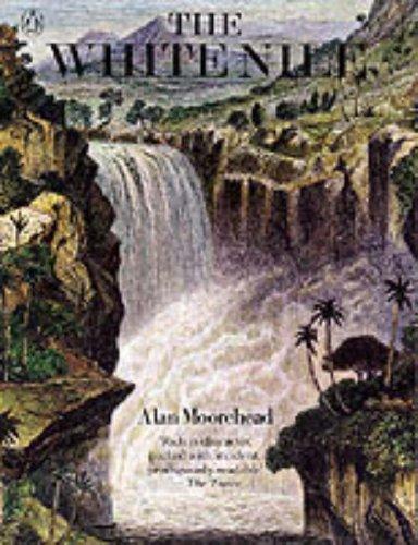 Portada del libro The White Nile by Alan Moorehead (1973-08-30)