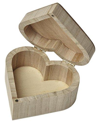 VBS Holzkästchen Herz (Box Herz)