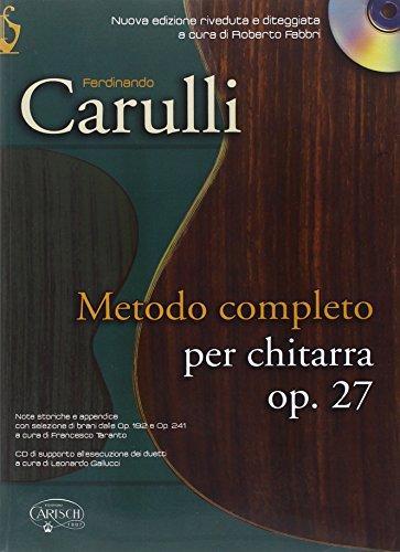 Ferdinando Carulli: Metodo Completo Per ...