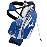 2015 Mizuno Tour Stand Bag Mens Golf Carry Bag 4-Way Divider Staff Navy