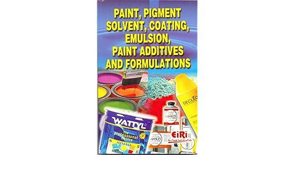 Buy Paint, Pigment, Solvent, Coating, Emulsion Paint