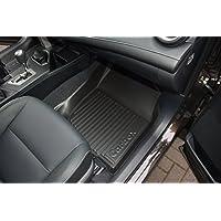 E18 Maßgefertigte Kunstleder Sitzbezüge in Schwarz Toyota Auris II