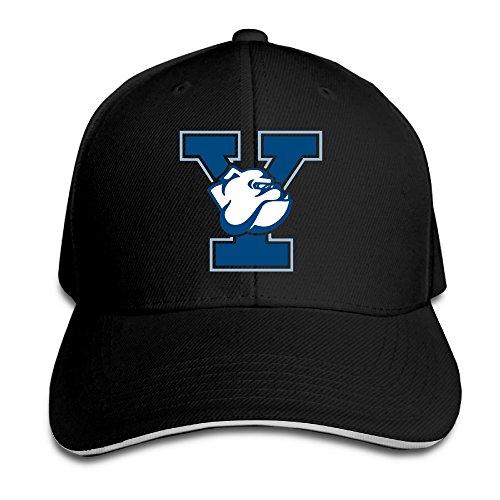 RABBEAT Yale University Bulldogs Outdoor Reisen Verstellbar Hat, Herren, Schwarz, Einheitsgröße