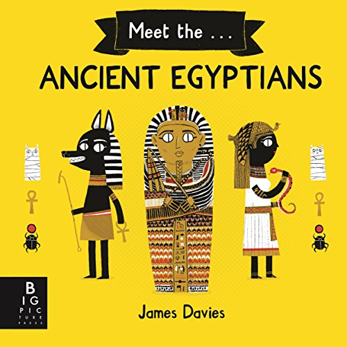 Meet The Ancient Egyptians por James Davies