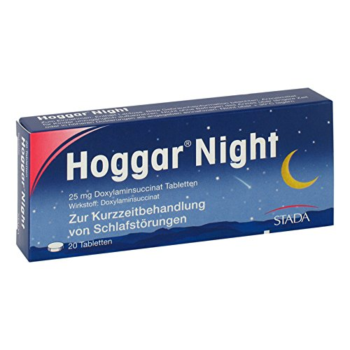 Hoggar Night, 20 St. Tabletten -