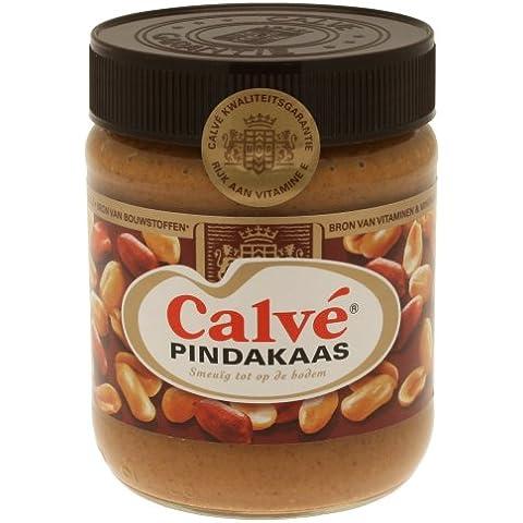 Amazon: 'Calvé Burro di arachidi, burro di arachidi, Ala, vetro, 350 g