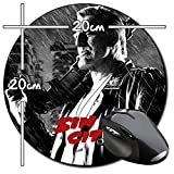 sin City A Dame to Kill for Dwight McCarthy Mickey Rourke Tappetino per Mouse Tondo Round Mousepad PC
