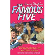 Well Done Famous Five and Other Stories (Famous Five Short Stories, Band 63)