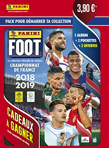 Panini álbum + 4Bolsillos Foot 2018-2019, 2428-014