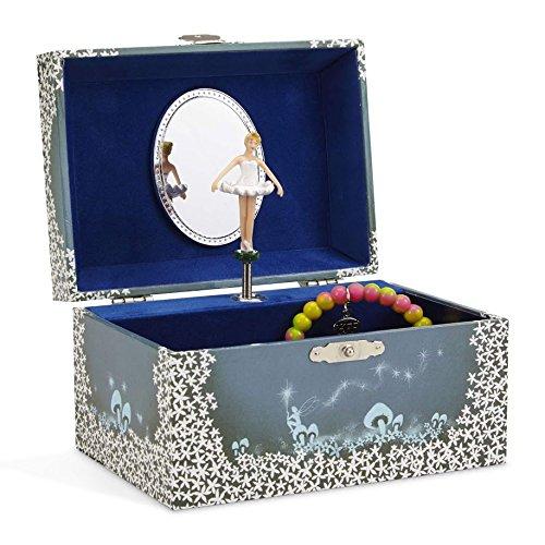 4. JewelKeeper - Caja de música para joyas con bailarina