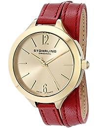 Stührling Original Reloj con movimiento cuarzo suizo Woman Deauville Sport 38 mm
