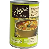 Amy's Kitchen - Vegetable Barley Soup - 400g