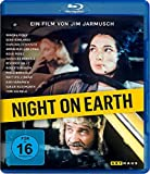 DVD Cover 'Night on Earth  (OmU) [Blu-ray]