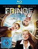 Fringe - Die komplette dritte Staffel [Blu-ray]