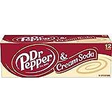 DR PEPPER CREAM SODA 12 x 355ml