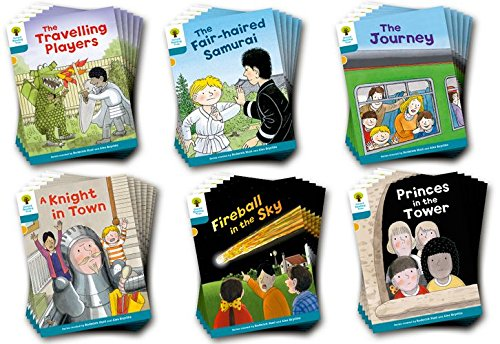 Oxford Reading Tree Biff, Chip and Kipper Stories Decode and Develop: Level 9: Pack of 36
