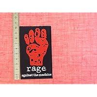 Ecusson Patches aufnaher Toppa–Rage Against The Machine–termoadhesiva