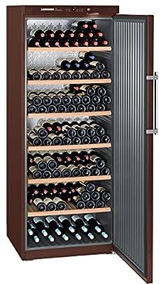 Liebherr WKT 6451 - wine coolers (freestanding, Brown, 5 - 20 °C, Brown, SN, T, A+) by Liebherr