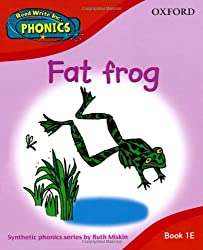 Read Write Inc. Home Phonics: Fat frog: Book 1E (Read Write Inc Phonics 1e)