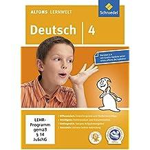 Alfons Lernwelt Deutsch 4 (Einzellizenz)