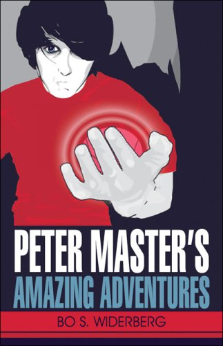 Peter Master's Amazing Adventures Cover Image
