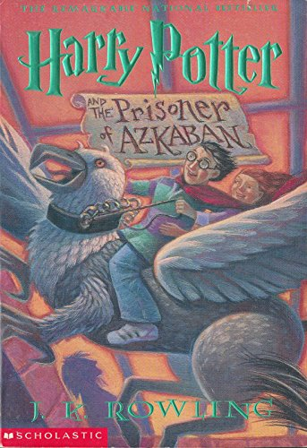 Harry Potter and the Prisoner of Azkaban (Book 3) Paperback by Rowling, J. K. (2000) Paperback