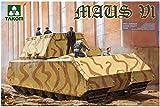 TAKOM TAK-2049 Modellbausatz WWII German Super Heavy Tank Maus V1