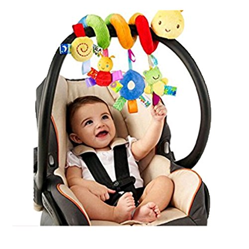 VWH Bébé Pendaison Jouet Enfant Spirale d'activités de...