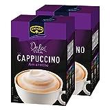 Krüger Dolce Vita Cappuccino, Amaretto, Milchkaffee, Milch Kaffee aus löslichem Bohnenkaffee, 20 Portionsbeutel