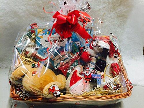 Pet-Bliss Handmade Pet Gift Basket - Christmas Dog 1