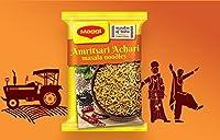Maggi Amritsari Achari Masala Noodles 73gm (Pack Of 10)