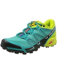 Salomon L37905500, Zapatillas de Trail Running para Mujer
