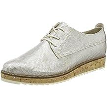MARCO TOZZI 23727, Zapatos de Cordones Oxford para Mujer
