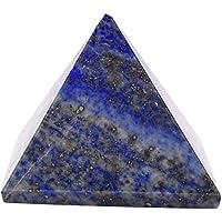 Lapis Lazuli Stein Pyramide Reiki Spiritual Edelstein Feng Shui Geschenk Tabelle Décor preisvergleich bei billige-tabletten.eu