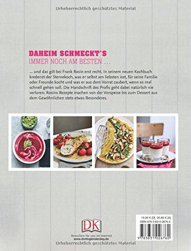 Livres Couvertures de Rosins Rezepte: Essen wie bei mir zu Hause