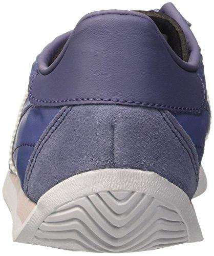 adidas Country Og W, Entraînement de course femme Violet (Super Purple/Off White/Ftwr White)