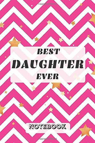 Zoom IMG-2 best daughter ever notebook blank