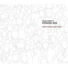 Ceramic Dog - Party Intellectuals