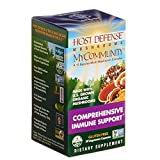 Host Defense A Mycommunitya Capsules Comprehensive Immune Support 30 Count
