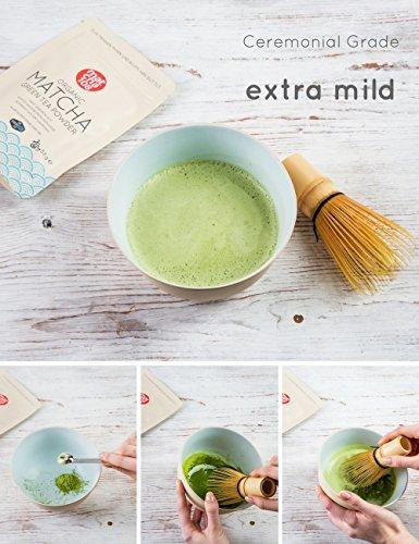 Matcha 108 – 58g Matcha Tee in Premium Qualität - 4