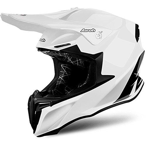 Airoh - casco moto cross airoh twist color white gloss tw14 - catw18c - m
