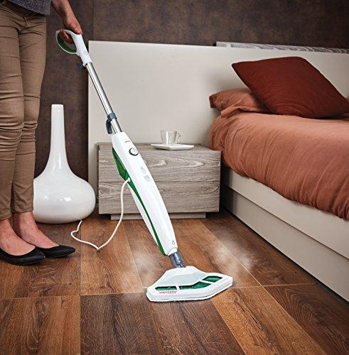 POLTI PTEU0272 Vaporetto SV400_Hygiene mit Reinigungsdüse Vaporforce, 1500 W, grün - 11