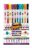 Best Cadeaux 2 Année Olds - Scentco Smencils Crayons de Couleur Paquet DE 10 Review