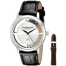 Stührling Original 388G2.SET.01 - Reloj para hombre con movimiento cuarzo suizo Man 40 mm
