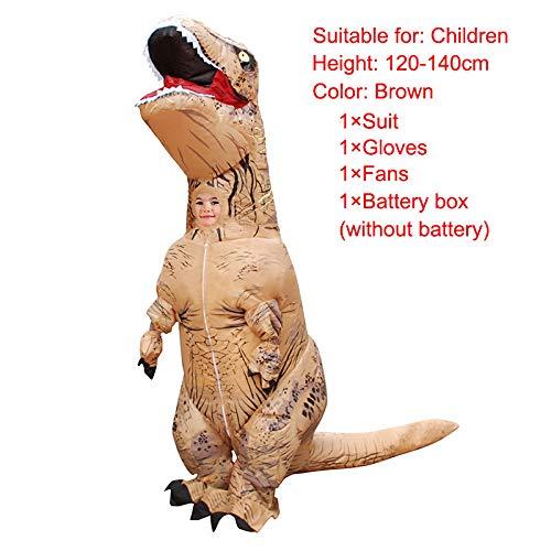 symboat disfraces de dinosaurios hinchables para los niños adultos