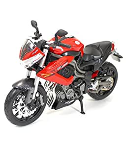 Maisto 1:12 Benelli Tornado Naked Tre R160 Diecast Bike