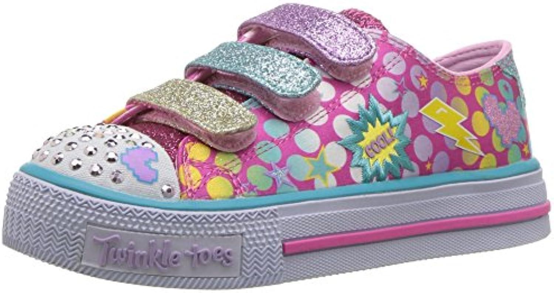 Skechers Kids Kids' Shuffles Poppin' Posse Sneaker