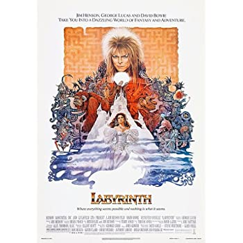 A1 A3 Labyrinth Movie Vintage Poster A2 A4 sizes