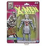 Marvel Comics 80e anniversaire Retro X-Men - Edition Collector - Figurine 15 cm Silver Samurai